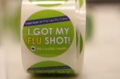 Flu Clinic 10-22-2015 ©Matt Goins