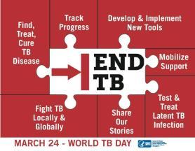 World TB poster