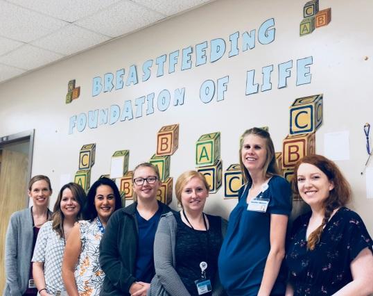 2018 Breastfeeding Week