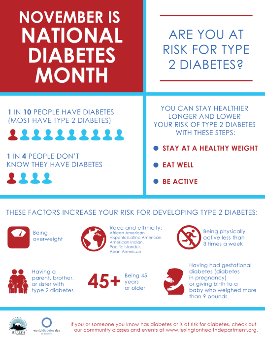 National Diabetes Month 2018-01